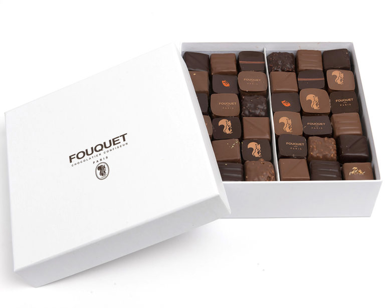 BALLOT CHOCOLAT GM - coffrets de chocolats - Paris confiseur Fouquet chocolatier
