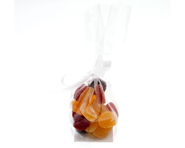 sachet pates de fruits - petites attentions - Paris confiseur Fouquet chocolatier
