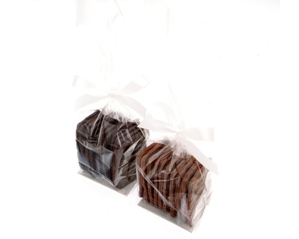 Sachet de croustillants - petites attentions - Paris confiseur Fouquet chocolatier